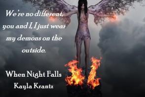 When Night Falls Promo 4